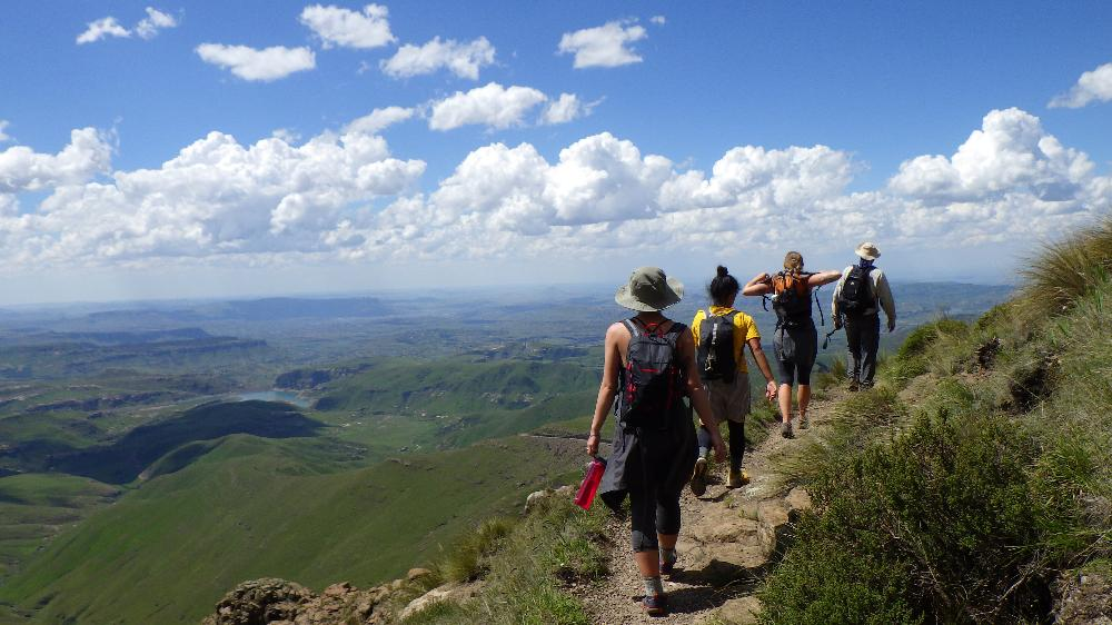 Students explore South Africa